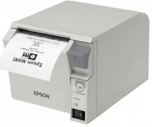 Epson TM-T70II (023A0) Térmico Impresora de recibos 180 x 180 DPI Alámbrico