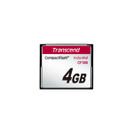 Transcend 4 GB CF300 4GB CompactFlash SLC Flash Memory