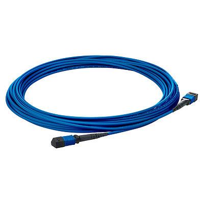 HPE Premier Flex MPO/MPO Multi-mode OM4 8 fiber 10m Cable
