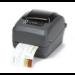 Zebra GX430t impresora de etiquetas Transferencia térmica 300 x 300 DPI Alámbrico