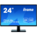 "iiyama ProLite X2474HS-B2 pantalla para PC 59,9 cm (23.6"") Full HD LED Plana Mate Negro"