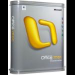 Microsoft Office Mac 2011 Standard, OLP, SA, 1 PC 1 license(s)