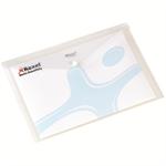 Rexel Popper Wallet A4 White (5)
