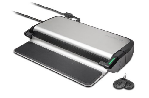 Kensington LD4650P Wired USB 3.0 (3.1 Gen 1) Type-C Black,Silver
