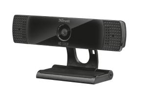 Trust GXT 1160 cámara web 8 MP 1920 x 1080 Pixeles USB 2.0 Negro
