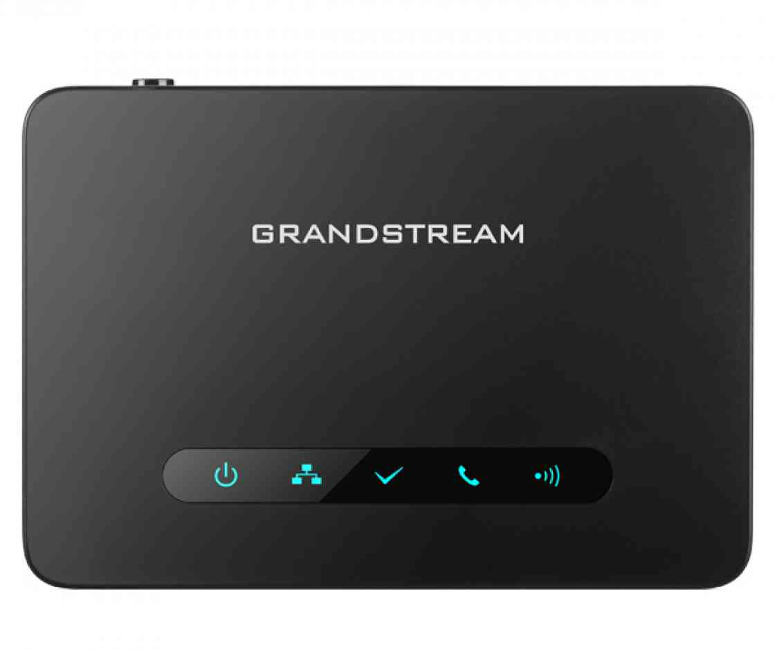 Grandstream Networks DP750 Black DECT base station