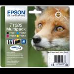 Epson C13T12854012 (T1285) Ink cartridge multi pack, 5,9 ml + 3x3,5 ml, Pack qty 4