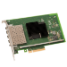 Intel X710DA4FHBLK adaptador y tarjeta de red Interno Fibra 10000 Mbit/s