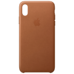 "Apple MRWV2ZM/A mobile phone case 16.5 cm (6.5"") Cover Brown"