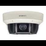 Hanwha PNM-9081VQ security camera IP security camera Indoor Dome Ceiling 2560 x 1920 pixels