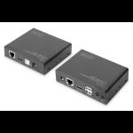 Digitus HDMI® HDBaseT™ 2.0 KVM Extender Set, 100 m