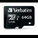 Verbatim 64GB microSDXC (Adapt)