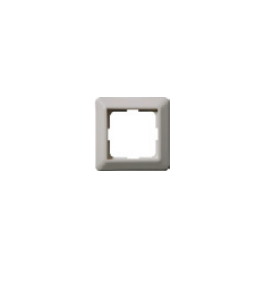 Vivolink 1845601 wall plate/switch cover Silver