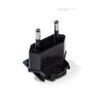 Honeywell 50103451-001 Type C (Europlug) Black power plug adapter