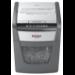 Rexel Optimum AutoFeed+ 50X triturador de papel Corte cruzado 55 dB 22 cm Negro, Gris