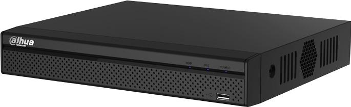 Dahua Europe XVR4104HS digital video recorder (DVR) Black