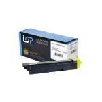 Click, Save & Print Remanufactured Kyocera TK5150Y Yellow Toner Cartridge