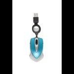 Verbatim Go Mini USB Optical 1000DPI Ambidextrous mice