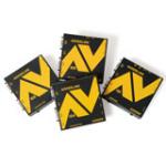 ADDER AV100 serie VGA + audio receiver advanced KVM switch