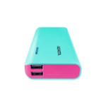 ADATA PT100 Lithium-Ion (Li-Ion) 10000mAh Blue power bank