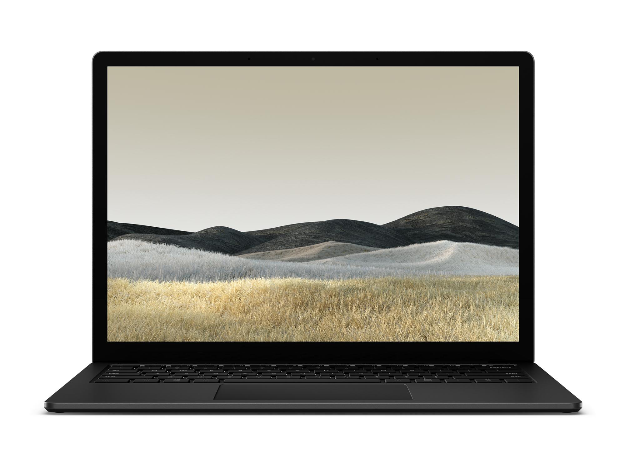 "Microsoft Surface Laptop 3 LPDDR4x-SDRAM Notebook 34.3 cm (13.5"") 2256 x 1504 pixels Touchscreen 10th gen Intel-� Core��� i5 8 GB 256 GB SSD Wi-Fi 6 (802.11ax) Windows 10 Home Black"