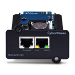 CyberPower RMCARD305 uninterruptible power supply (UPS) accessory