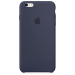 Apple MKY22ZM/A mobile phone case 11,9 cm (4.7 Zoll) Cover Blau