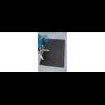 MARBIG® CHAIRMAT POLYPROPYLENE CARPET RECT 90X120 BLK