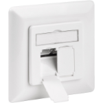 Microconnect UTP6AWALL2 wall plate/switch cover White