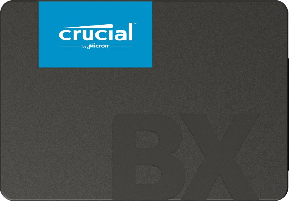 """Crucial BX500 internal solid state drive 2.5"""" 480 GB Serial ATA III"""