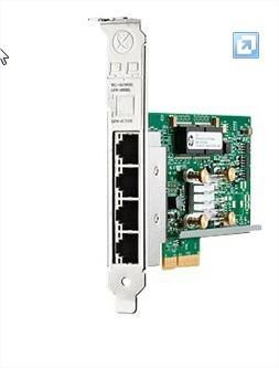 Hewlett Packard Enterprise 331T Ethernet 2000 Mbit/s Internal
