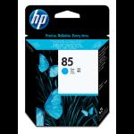 HP 85 Cyan DesignJet Druckkopf