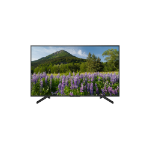 "Sony KD-43XF7003 109.2 cm (43"") 4K Ultra HD Smart TV Wi-Fi Black"