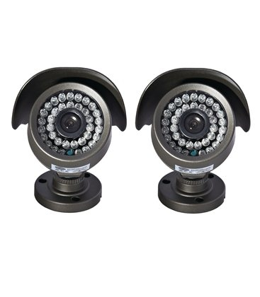 Yale HDC-303G-2 CCTV Indoor & outdoor Bullet Black surveillance camera