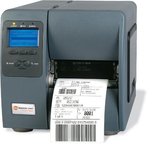 Datamax O'Neil M-Class Mark II M-4206 label printer Thermal transfer 203 x 203 DPI Wired