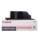 Canon 6647A002 (C-EXV 3) Toner black, 15K pages @ 6% coverage, 795gr