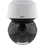 Axis Q6128-E IP security camera Indoor & outdoor Spherical Black, White 3840 x 2160 pixels