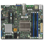Supermicro X10SDV-4C-7TP4F BGA1667 Flex-ATX server/workstation motherboard