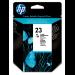 HP Cartucho de tinta original 23 Tri-color