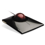 Kensington Slimblade Trackball Black,Red