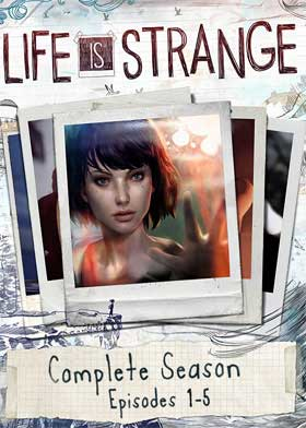 Nexway 823133 video game add-on/downloadable content (DLC) Video game downloadable content (DLC) PC Life is Strange-Complete Season Episod 1-5 Español