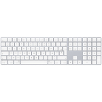 Apple MQ052F/A Bluetooth AZERTY French White keyboard