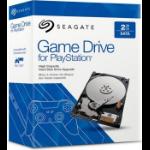 Seagate Game Drive 2000GB Serial ATA III internal hard drive