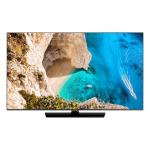 "Samsung HG43NT690UFXZA hospitality TV 43"" 4K Ultra HD Smart TV Black 20 W"