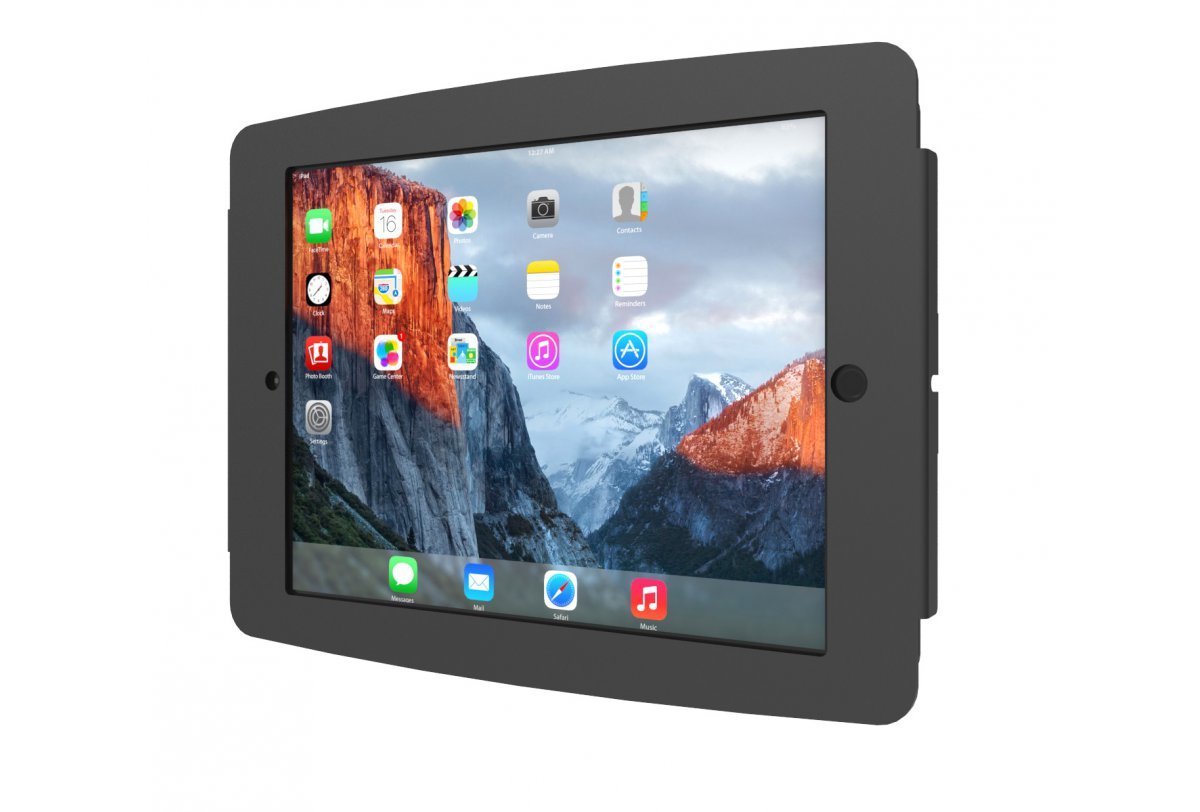 "Maclocks 299PSENB tablet security enclosure 32.8 cm (12.9"") Black"