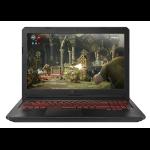 """ASUS FX504GE-DM176T 2.2GHz i7-8750H 15.6"""" 1920 x 1080pixels Black Notebook"""