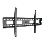 "Tripp Lite Fixed Wall Mount for 45"" to 85"" TVs and Monitors"