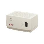 APC LE600I voltage regulator 4 AC-Ausgänge 230 V Beige, Grau
