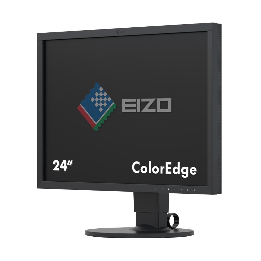 Desktop Monitor -  ColorEdge CS2420 - 24.1in - 1920x1200 (WUXGA) - Black - IPS 15ms