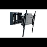 Peerless SP850-UNLP Black flat panel wall mount